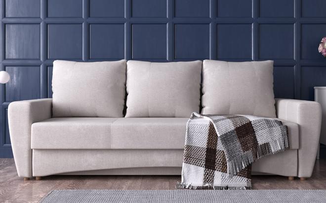 Трехместный диван Andrea в интерьере