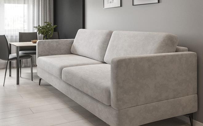 Трехместный диван Bruno Club в интерьере