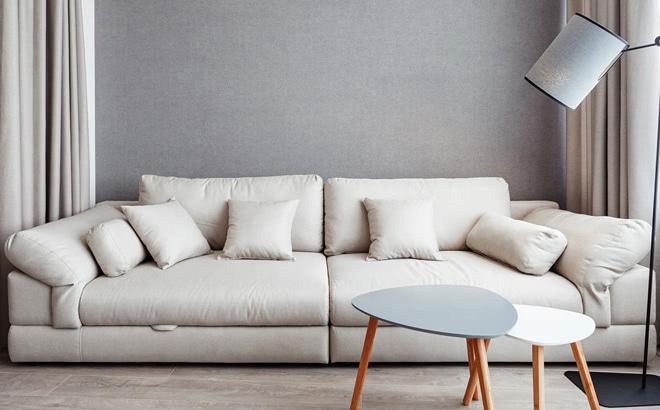 Трехместный диван Claudia в интерьере