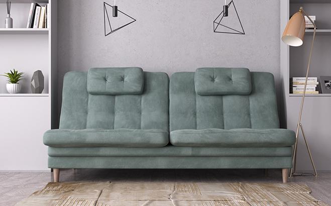 Трехместный диван Dino в интерьере