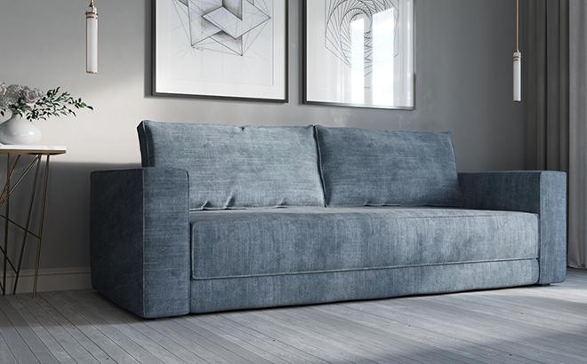Трехместный диван Donato в интерьере