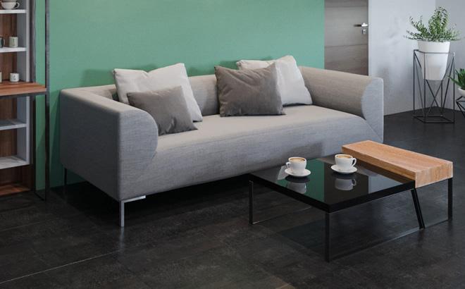 Тримісний диван Fernando в інтер'єрі
