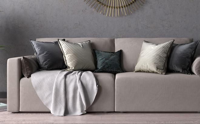 Трехместный диван Greta в интерьере