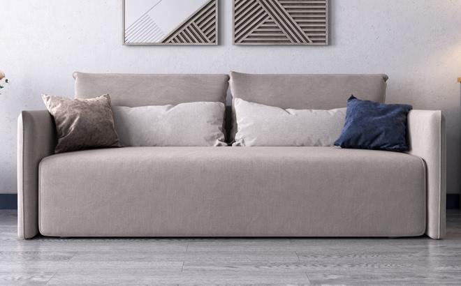 Трехместный диван Laura в интерьере