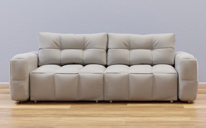 Трехместный диван Leonardo в интерьере