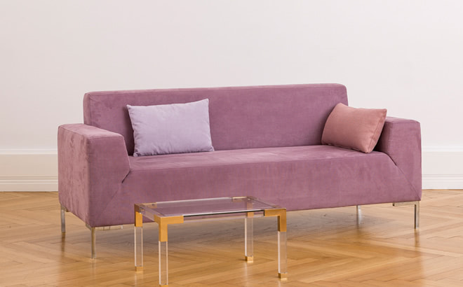 Тримісний диван Livorno Classic в інтер'єрі
