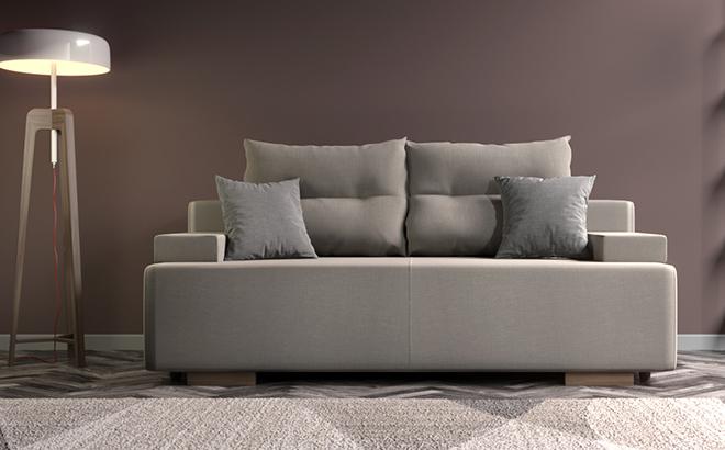 Трехместный диван Marta в интерьере
