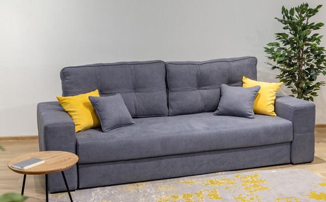 Трехместный диван Matteo в интерьере