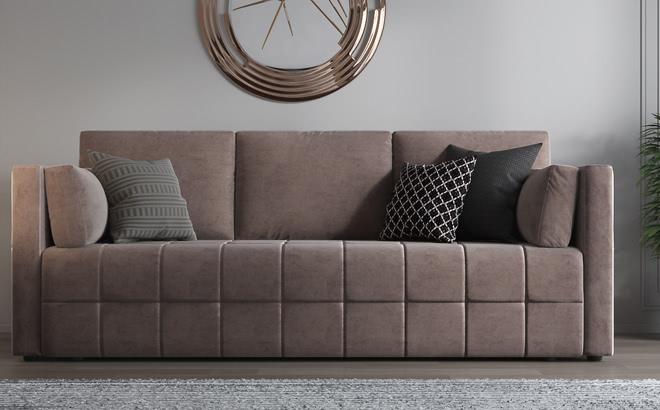 Трехместный диван Sofia в интерьере