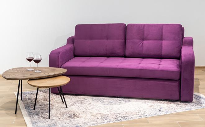 Трехместный диван Vito в интерьере