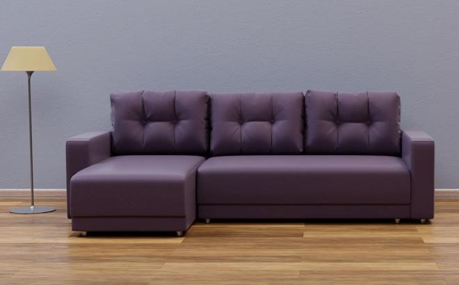 Угловой диван Famiglia в интерьере