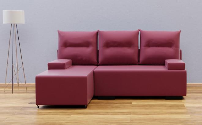 Угловой диван Marta в интерьере