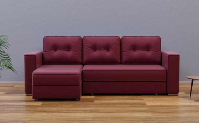Угловой диван Silvio в интерьере