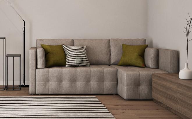 Угловой диван Sofia в интерьере