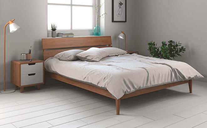 Ліжко Batista Ясен в інтер'єрі