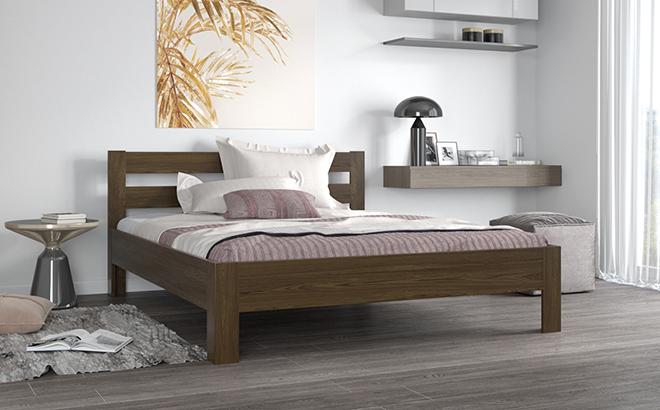 Кровать Camillo Ясень в интерьере