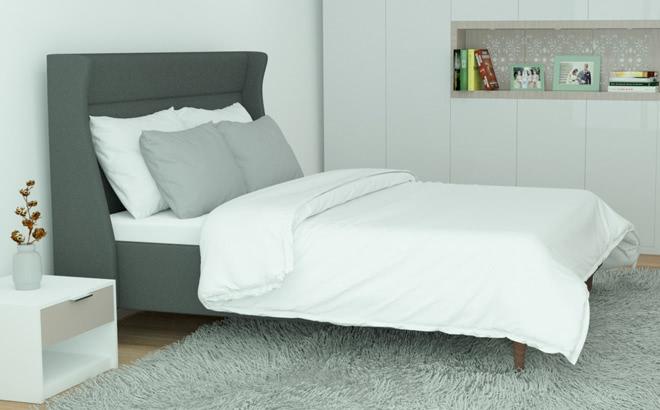 Ліжко Crona в інтер'єрі