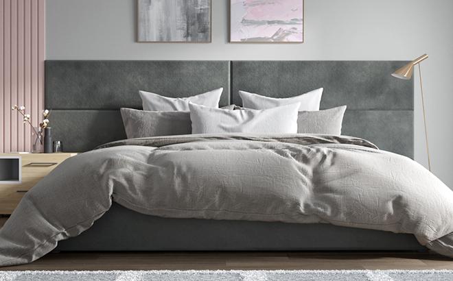 Ліжко Foglia Plus в інтер'єрі