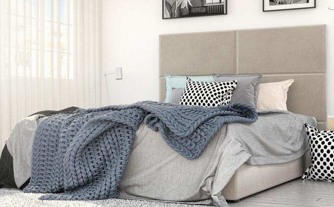 Ліжко Foglia в інтер'єрі
