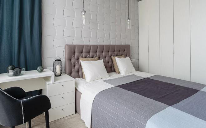 Кровать Forli в интерьере