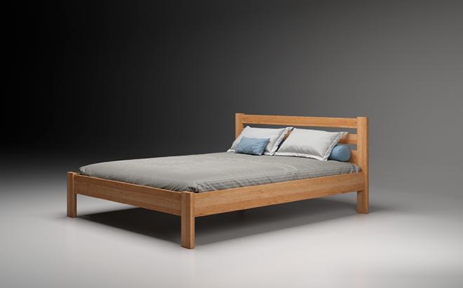 Кровать Nazario Ясень в интерьере