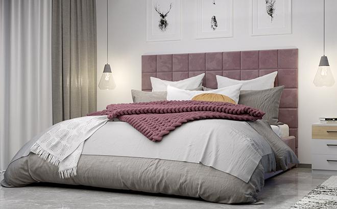 Кровать Piazza в интерьере