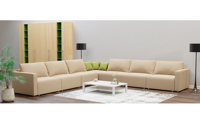 Модульный диван Greta в интерьере