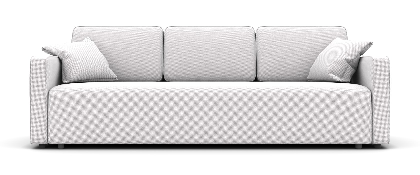 Трехместный диван Alonzo