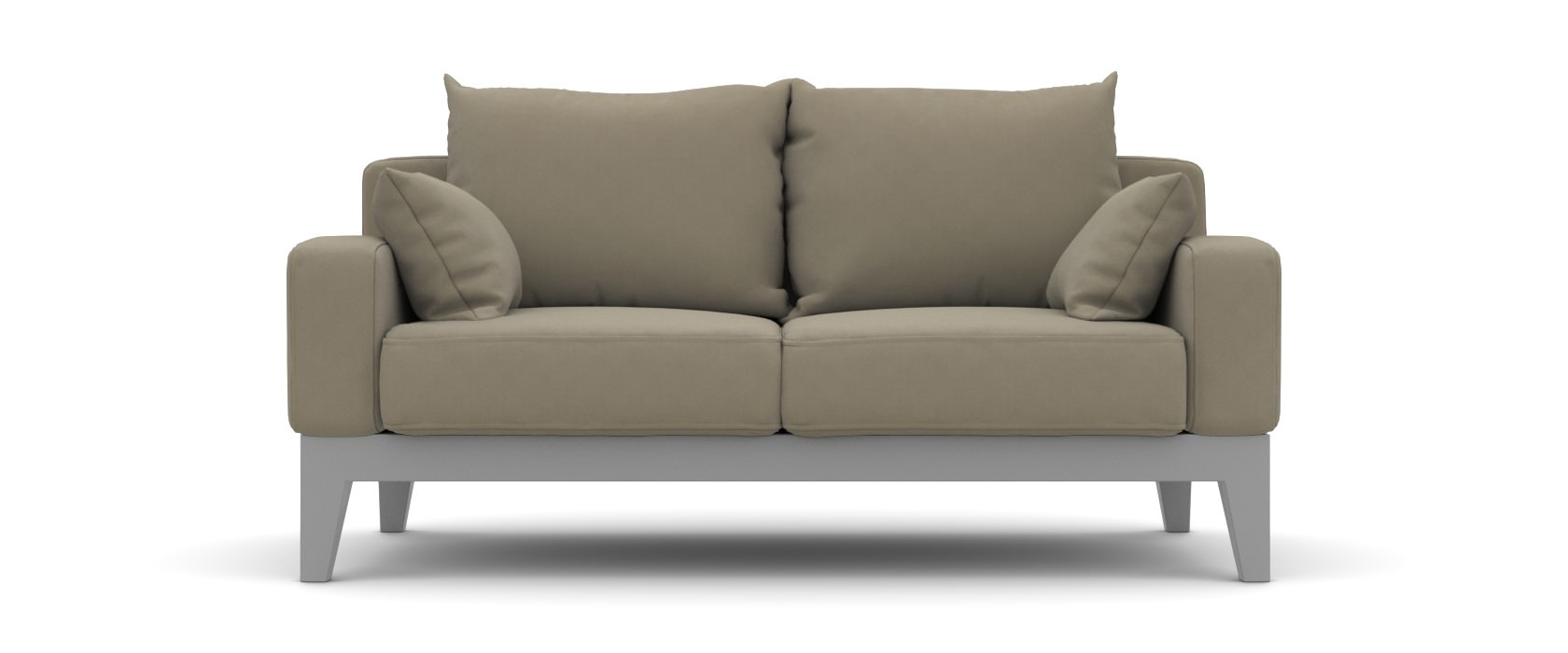 Двухместный диван Antonio - Фото 1 - Pufetto