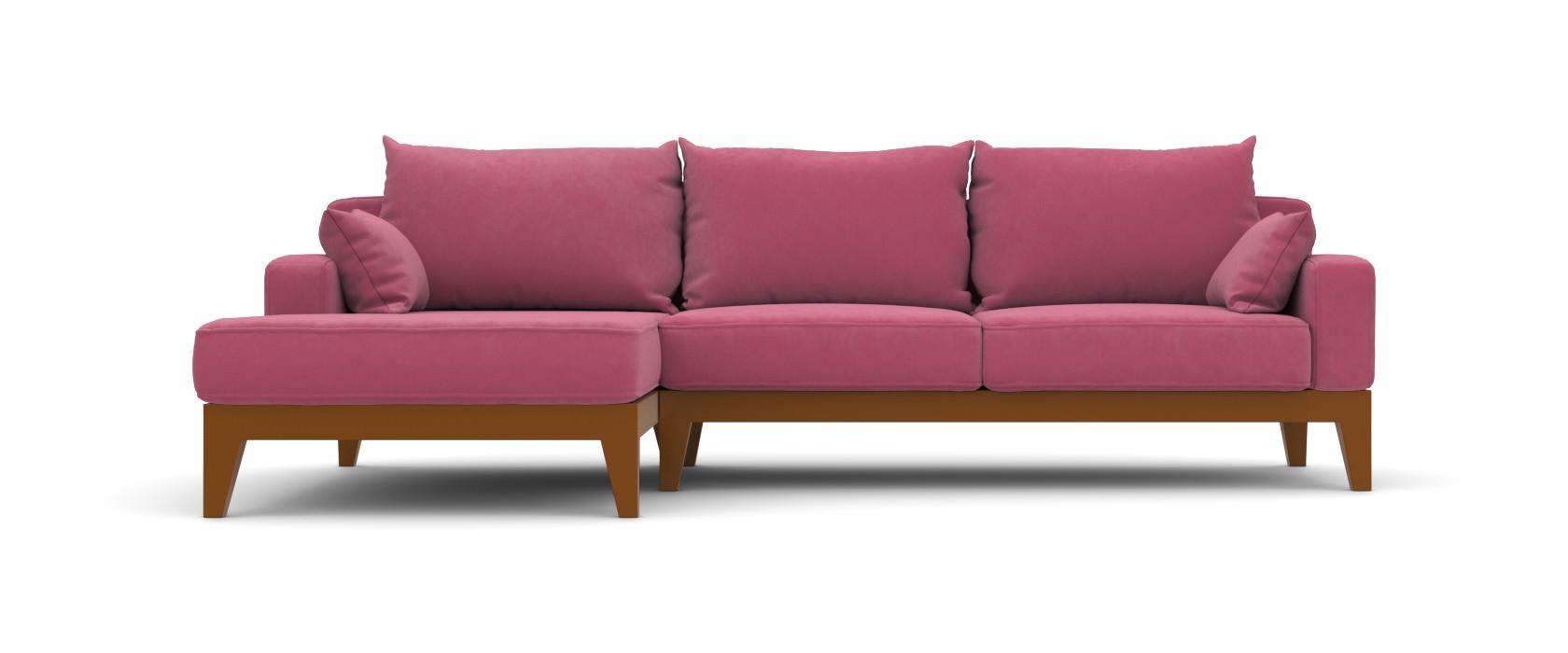 Угловой диван Antonio - Фото 1 - Pufetto