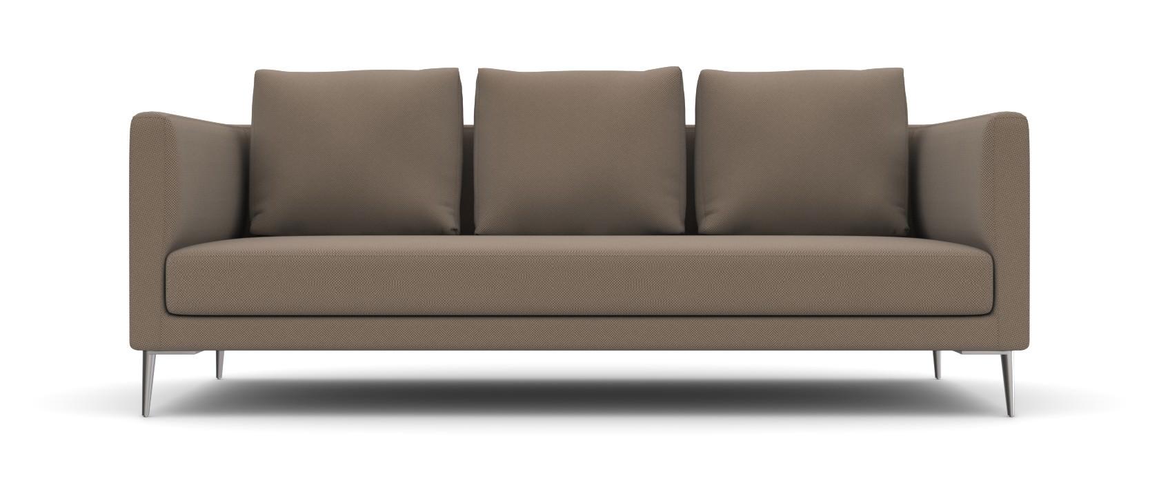 Трехместный диван Augusto - Фото 1 - Pufetto