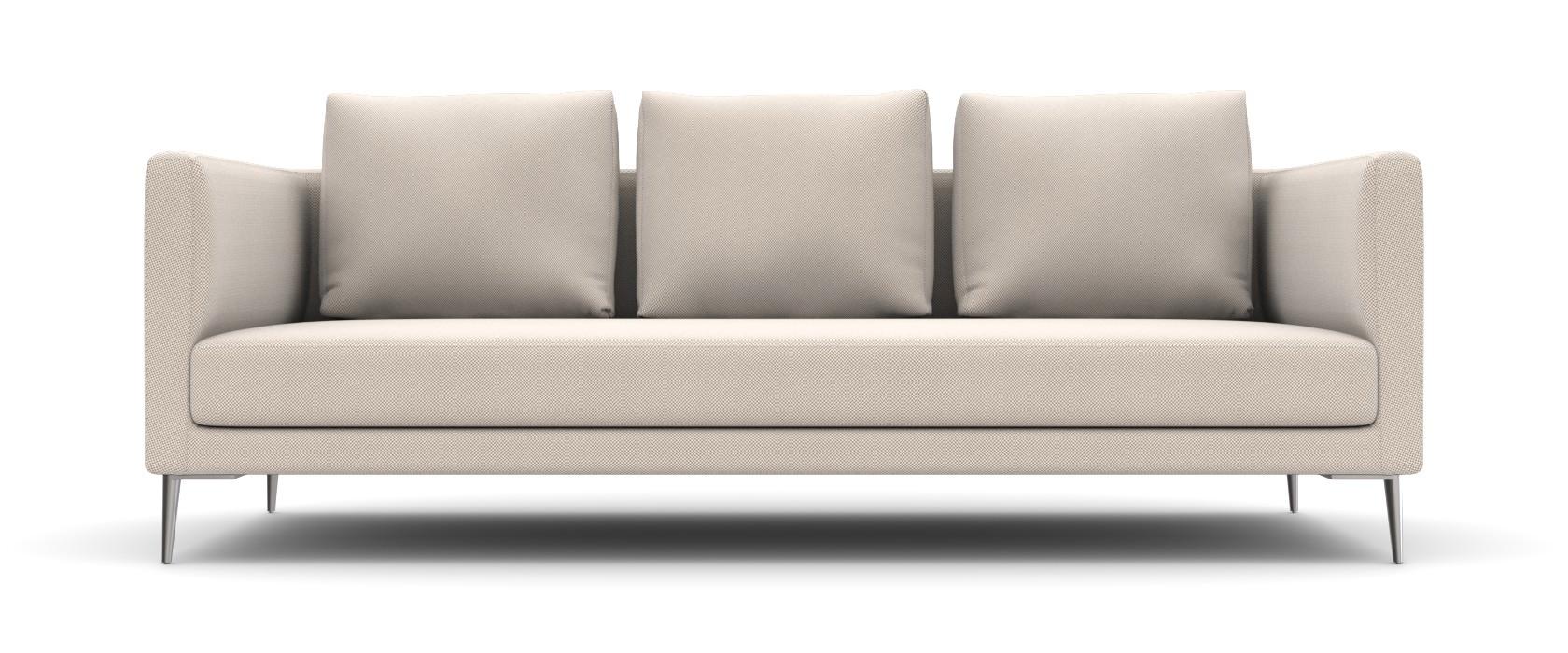 Тримісний диван Augusto - Pufetto