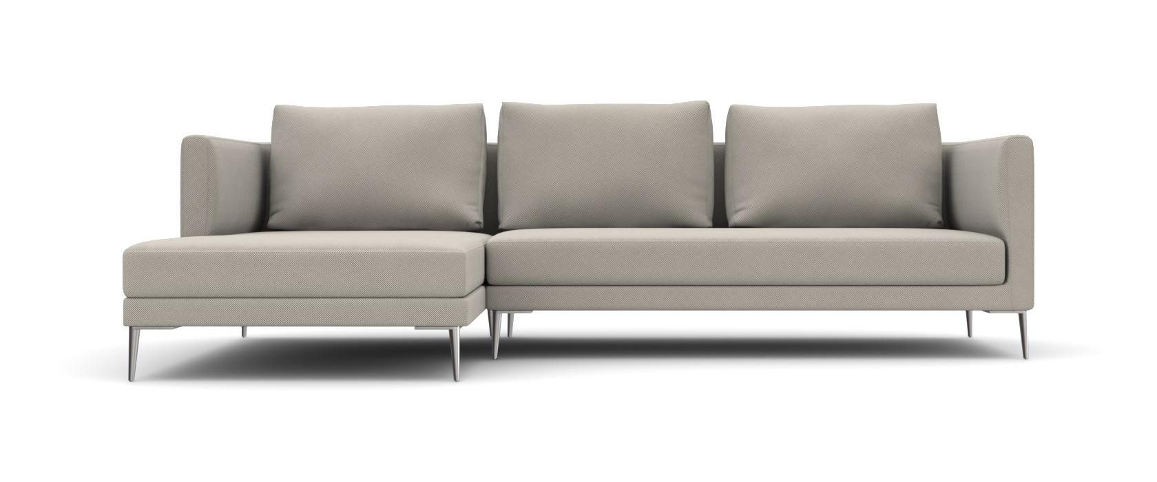 Кутовий диван Augusto - Pufetto