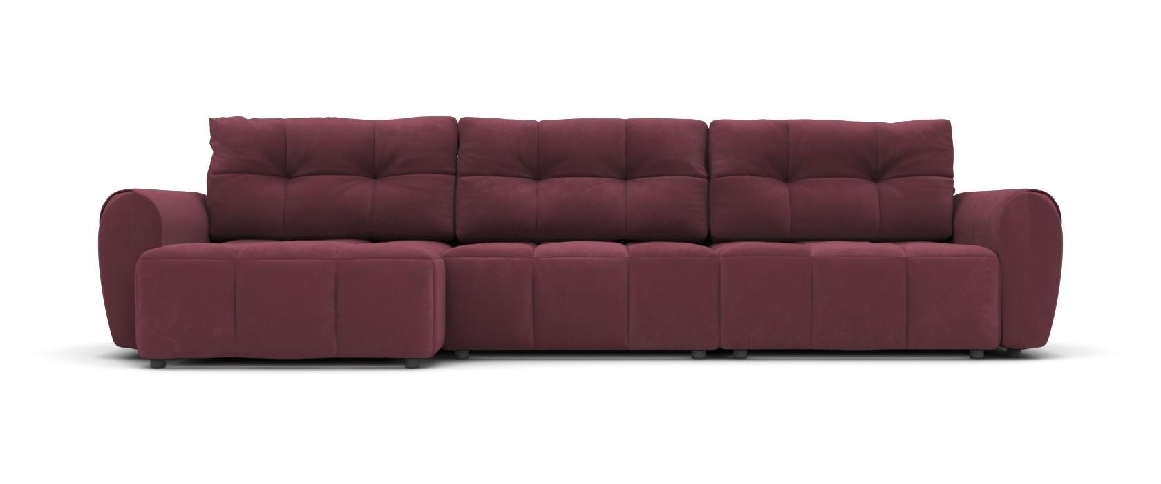 Кутовий диван Bernardo - Pufetto