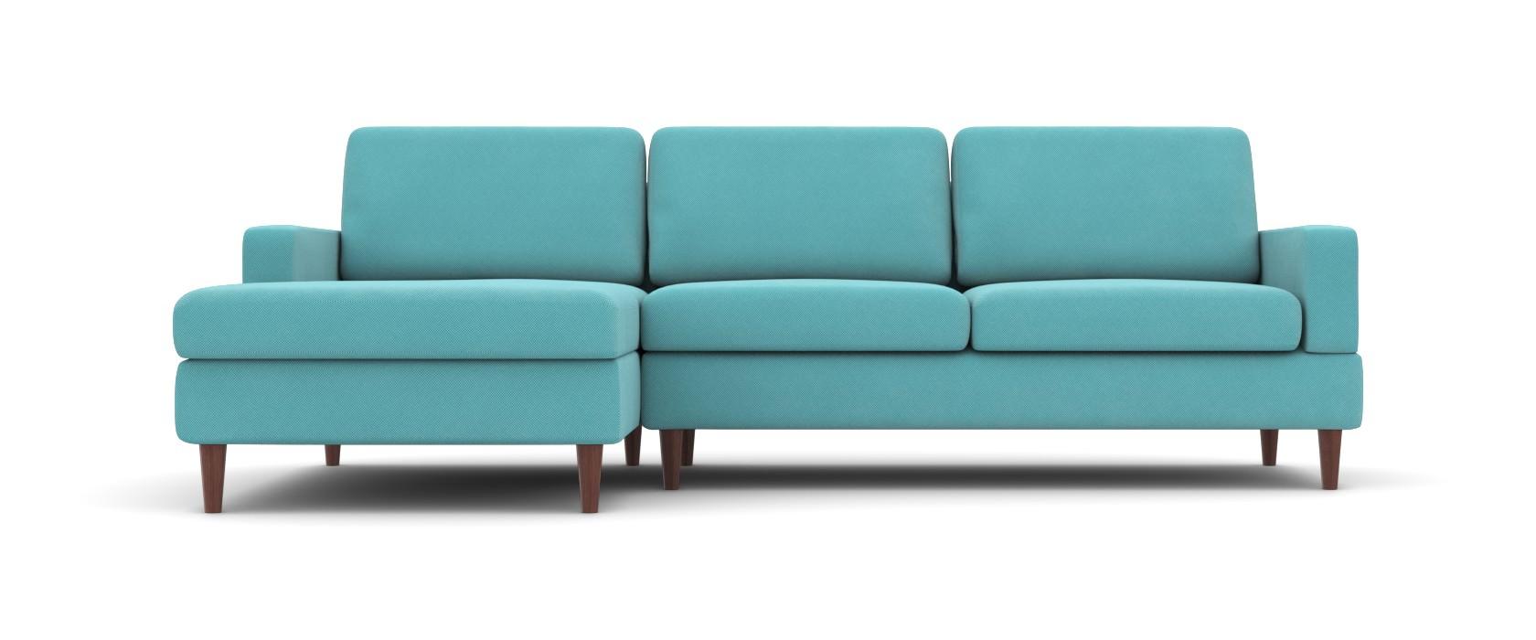 Угловой диван Bruno - Фото 1 - Pufetto