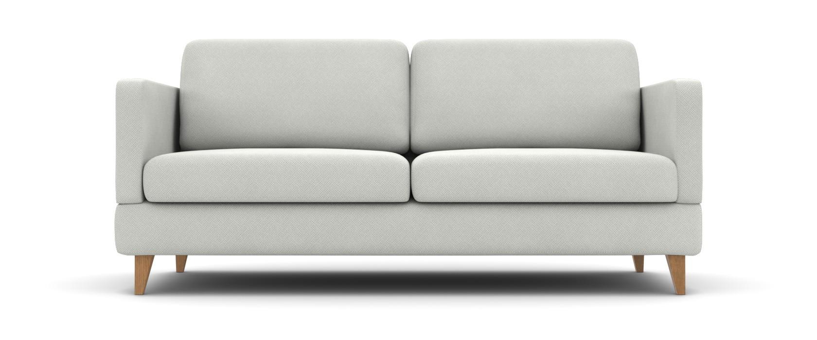 Трехместный диван Bruno Club - Фото 1 - Pufetto