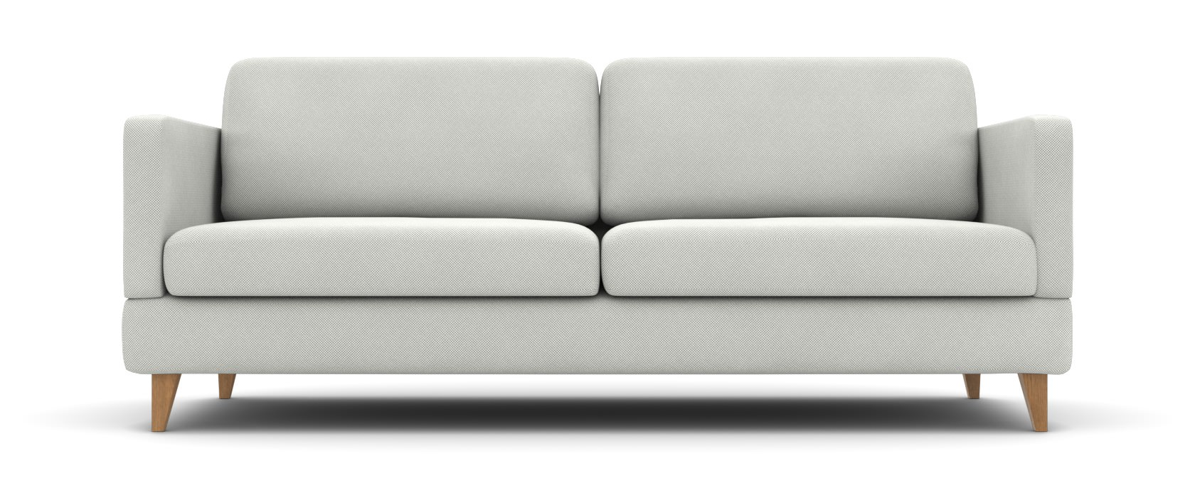 Тримісний диван Bruno Club - Pufetto