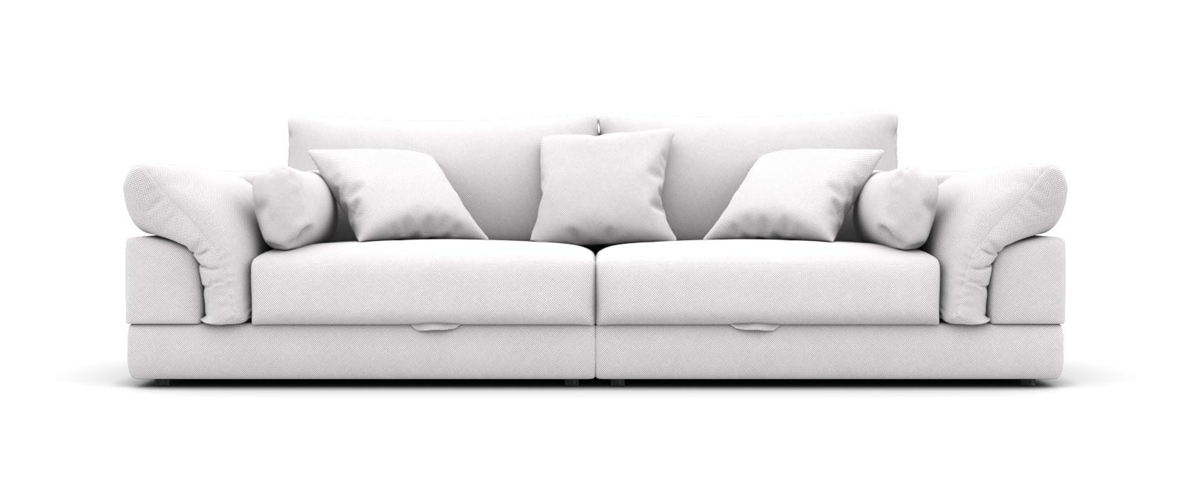 Трехместный диван Claudia - Фото 1 - Pufetto
