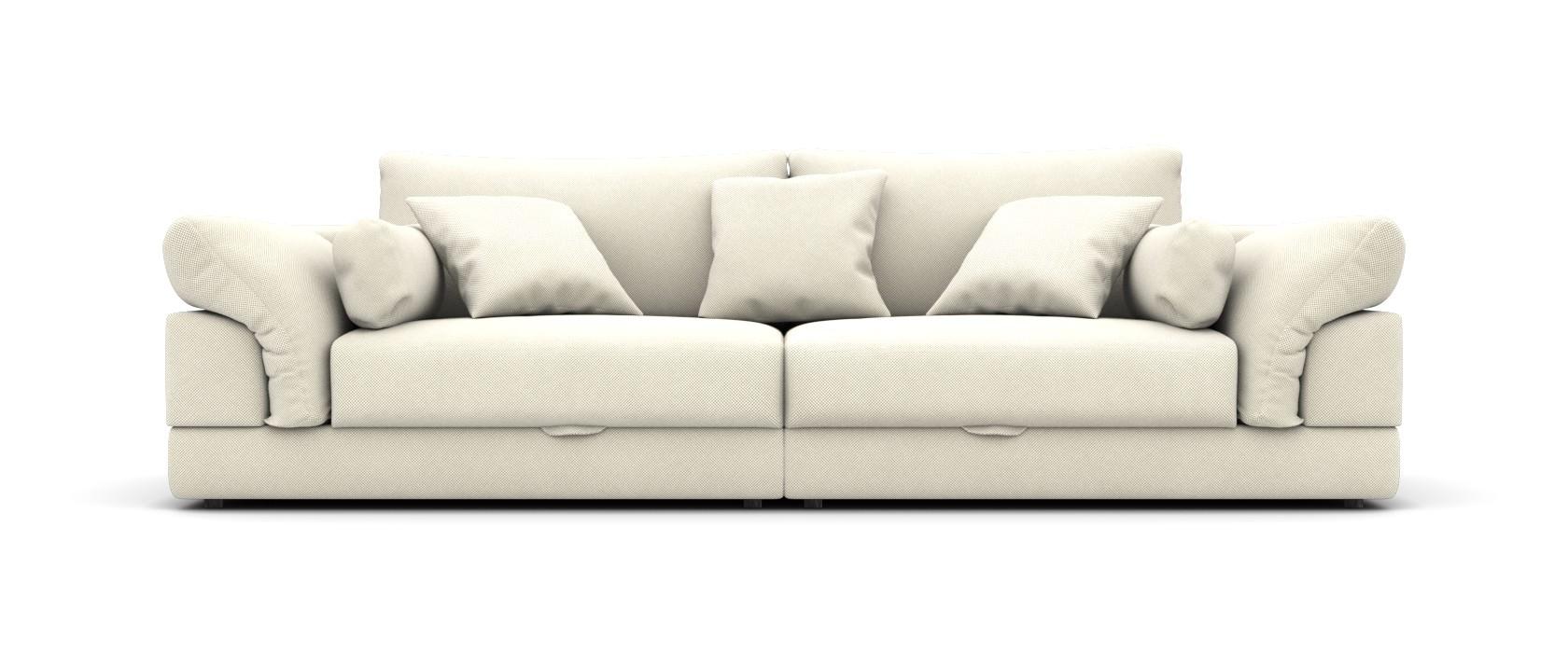 Тримісний диван Claudia
