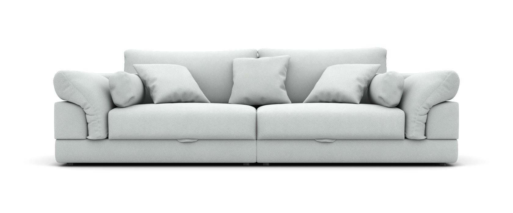 Тримісний диван Claudia - Фото 1 - Pufetto