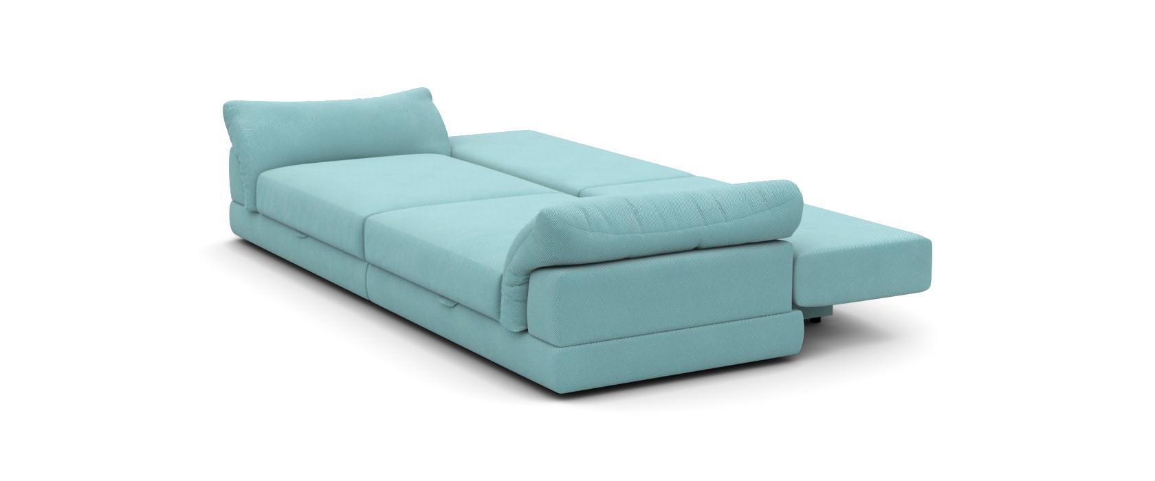 Трехместный диван Claudia