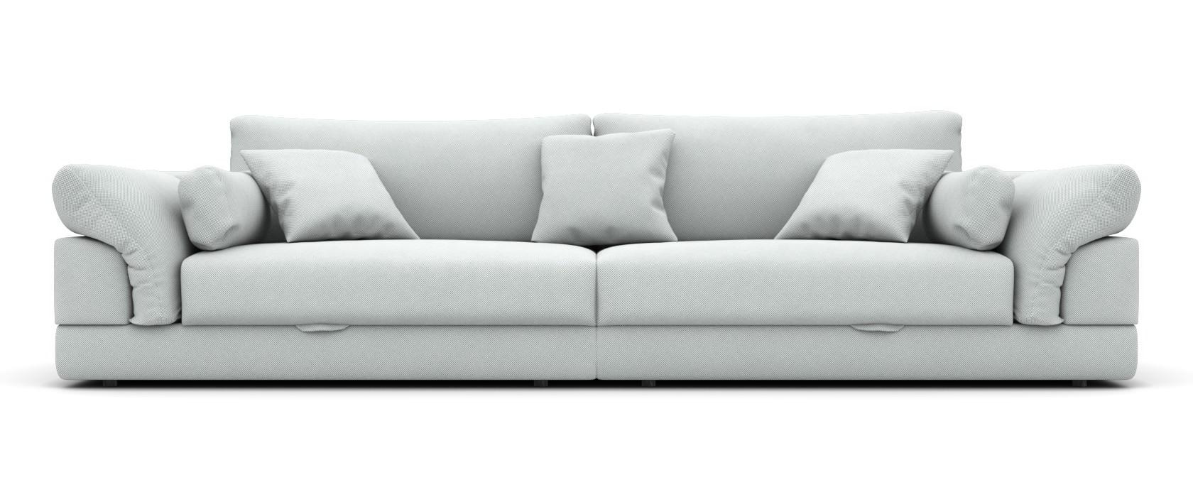 Тримісний диван Claudia - Pufetto