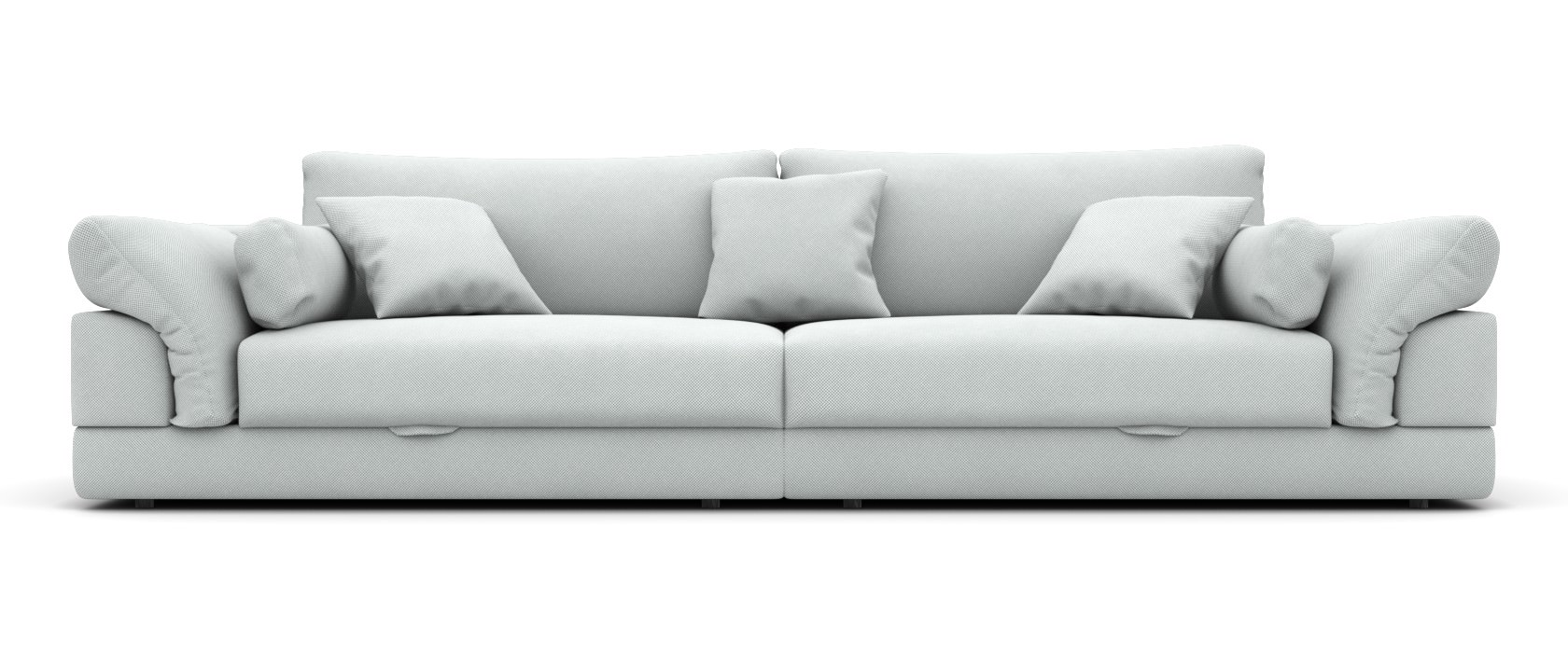 Трехместный диван Claudia - Pufetto