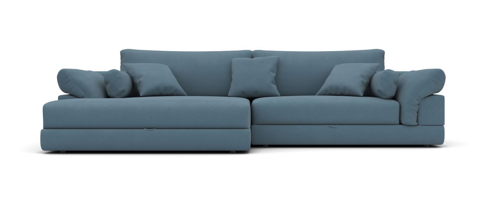 Кутовий диван Claudia - Pufetto