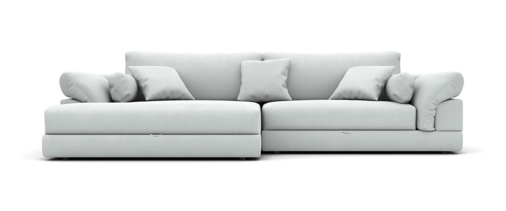 Угловой диван Claudia - Pufetto
