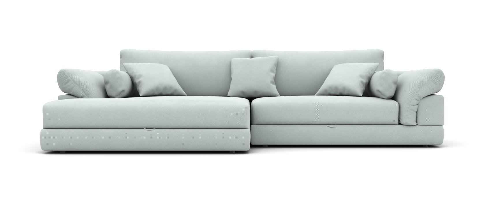 Кутовий диван Claudia - Фото 1 - Pufetto