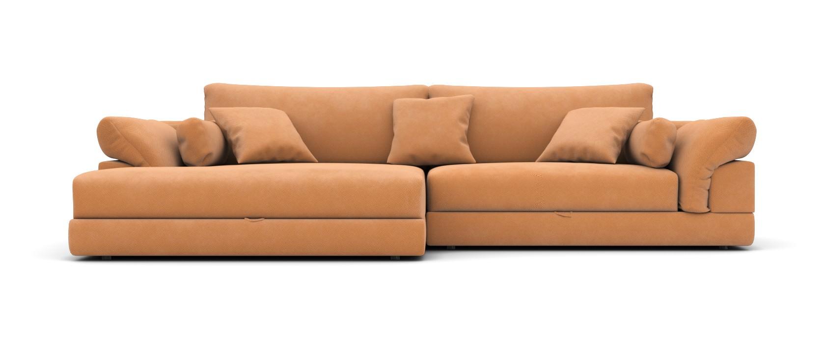 Угловой диван Claudia - Фото 1 - Pufetto