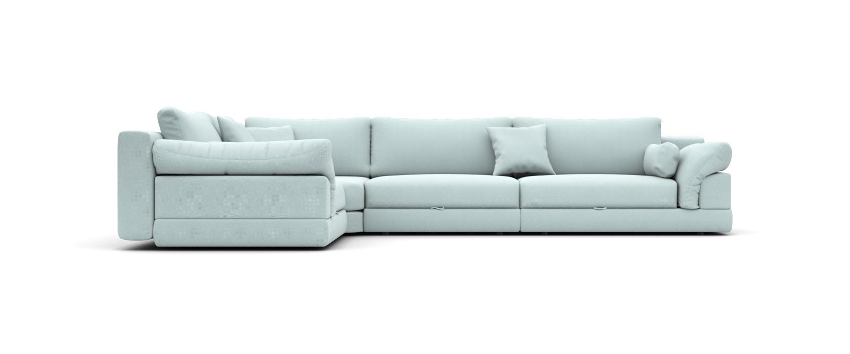 Модульный диван Claudia 355x255