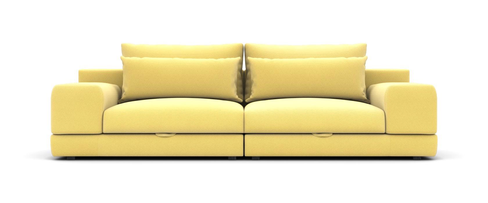Тримісний диван Dario