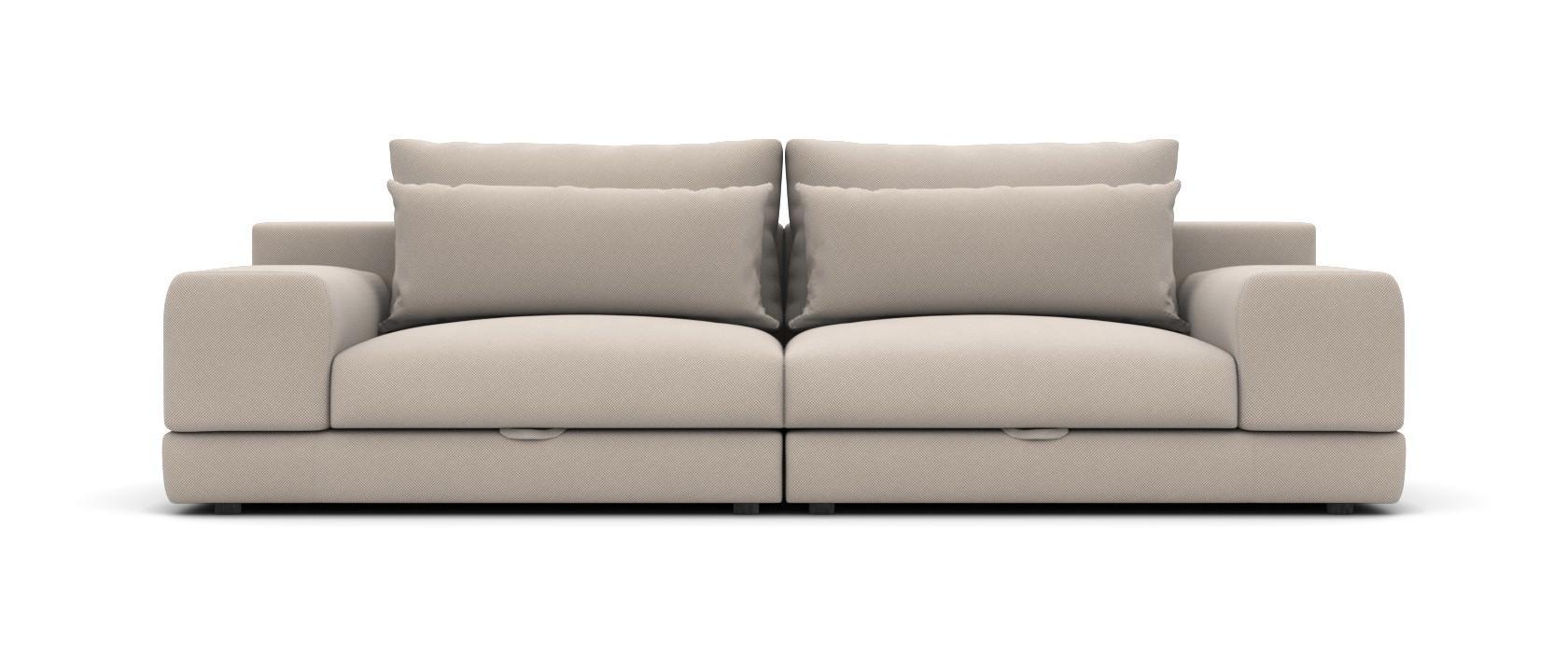 Трехместный диван Dario